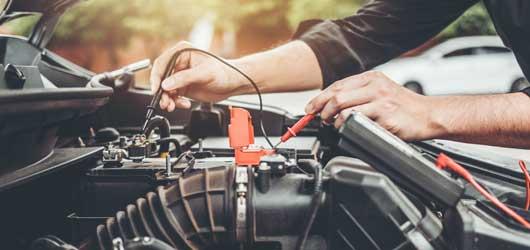 Voltage Meter Testing